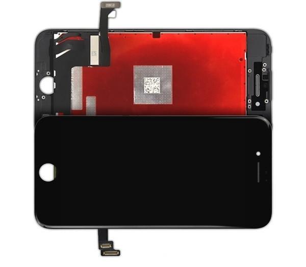 Дисплей iPhone 7 модуль в сборе с тачскрином черный, Tianma
