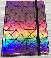 Блокнот на резинке в клеточку (А5, 144 листа) WB-5692