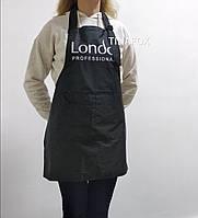 Фартук для мастера маникюра  плащевка Londa Professional, черный