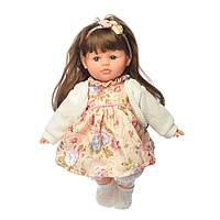 Кукла Доченька солнышко Limo ToyM 4017 UA мягконабивная музыкальная