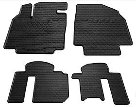 Коврики резиновые в салон Mazda CX-9 2007-2016 (4 шт) Stingray 1011074