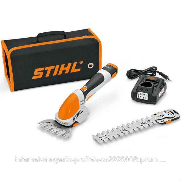 Акумуляторні кущоріз-ножиці Stihl HSA 25