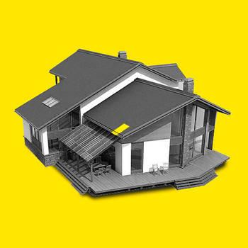 Охрана частного дома от компании ШЕРИФ