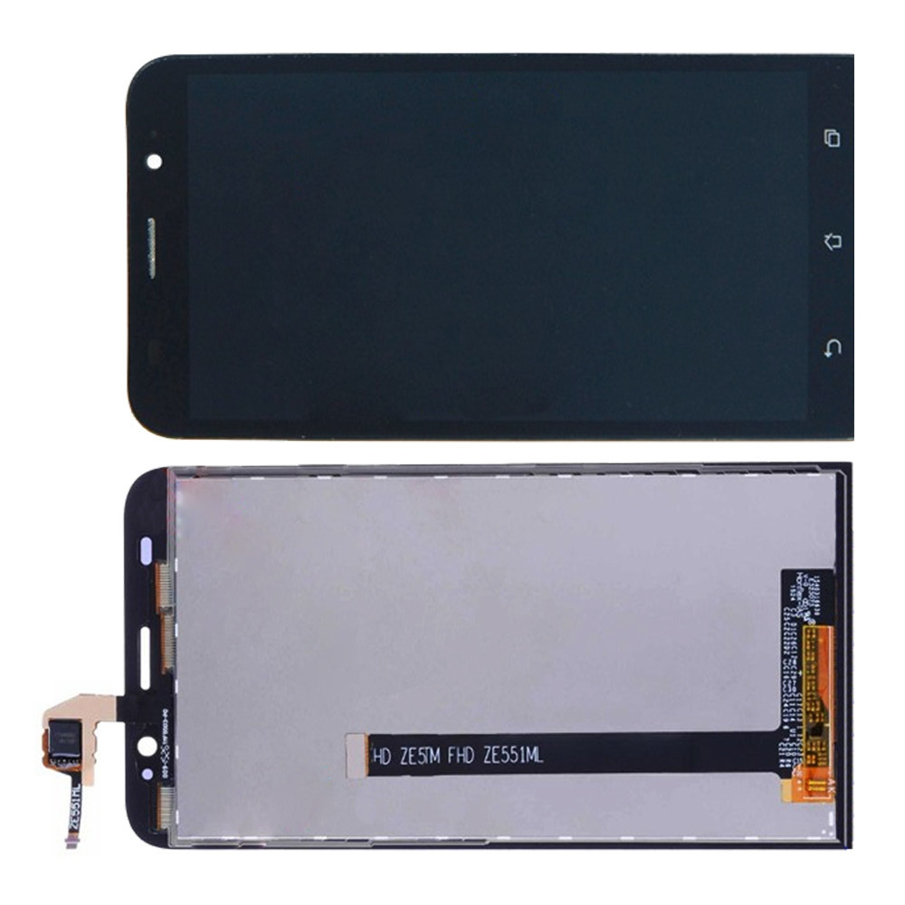 Asus Zenfone 2 ZE551ML дисплей в зборі з тачскріном модуль чорний