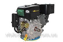 Двигун бензиновий GrunWelt GW460FE-S (18 к. с., шпонка), фото 2
