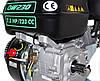 Двигатель бензиновый GrunWelt 230F-Т25 NEW Евро 5 (7,5 л.с., шлицы 25 мм), фото 4