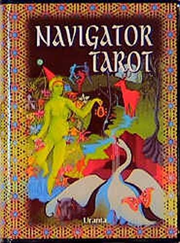 Navigator Tarot/ Navigators of the Mystic Sea Tarot/ Таро Навигаторов Мистического Моря