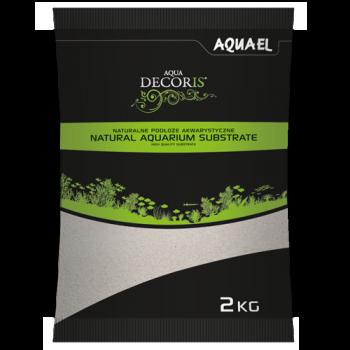 Грунт Aquael Aqua Decoris для аквариума кварцевый 0.1-0.3 мм, 10 кг ( 115466 /246273)