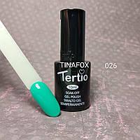 Гель-лак для ногтей Tertio №26, 10мл