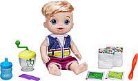 Набор кукла пупс мальчик Беби Элайв с игрушечным блендером Baby Alive Sweet Spoonfuls Hasbro