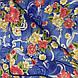 Одеяло синее двуспальное, холлофайбер 180*220 см, Украина, фото 3