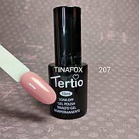 Гель-лак для ногтей Tertio №207, 10мл