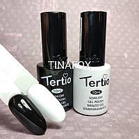 Гель-лак для ногтей Tertio черный и белый, по 10мл