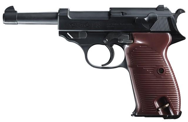 Пневматический пистолет Walther P38 Umarex