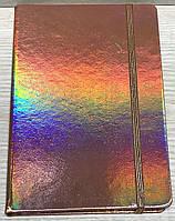 Блокнот на резинке в клеточку (А5, 144 листа) WB-5737