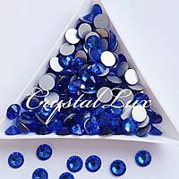 "Стрази ss12 Sapphire (3,0 мм) 1400шт ""Crystal Premium"""