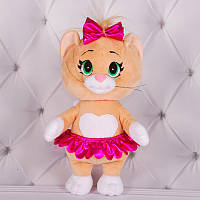 Мягкая игрушка с мультфильма Котик Cats 3 34 см Копица 00074-3