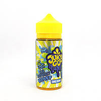 Жидкость Juicy Co Blue Raspberry Blast 3 мг 100 мл