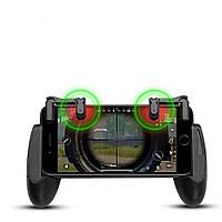 Беспроводной геймпад-триггер для смартфонов Union PUBG Mobile R1 Черный 007, КОД: 1236151