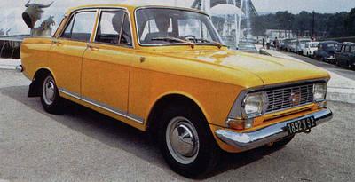 Москвич 412-2140