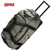 Сумка для поездок RAPALA Roller Duffel Bag (Со множеством отделений)