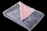 ПЛЕД плюшевый GREYROSE для малышей, 75*75 см