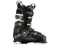 Горнолыжные ботинки Salomon X Pro 100 Sport Black Anthracite White 2020