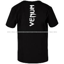 Детская футболка Venum Dragons Flight Kids T-shirt - Black, фото 3