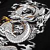 Детская футболка Venum Dragons Flight Kids T-shirt - Black, фото 2