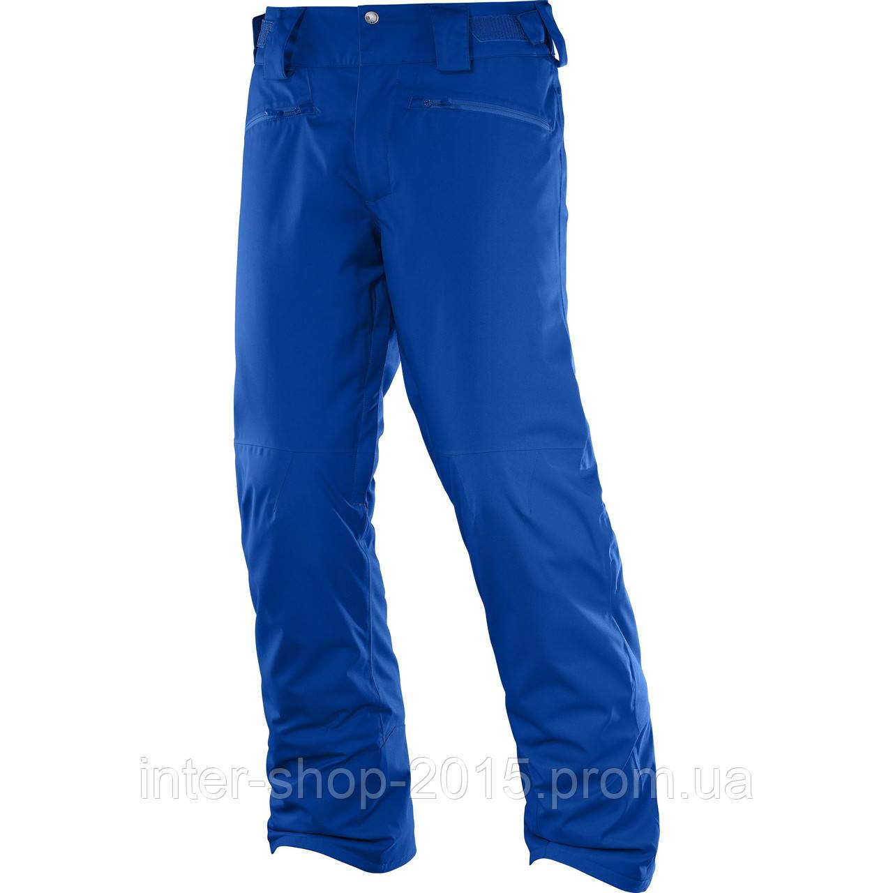 Мужские горнолыжные штаны  Salomon Snowwear Pant Men Enduro Pants