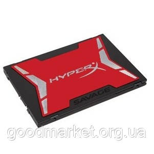 Диски SSD Kingston HyperX Savage SHSS37A/240G