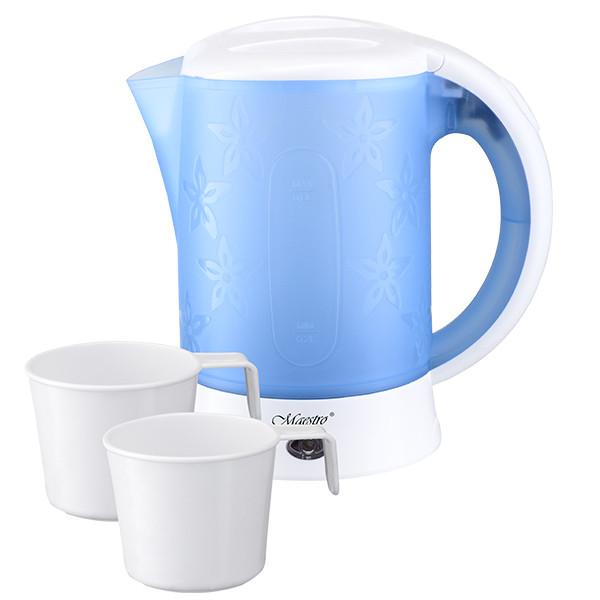 Дорожный электрический чайник MR-010