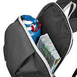 Рюкзак Quechua Arpenaz 10л чорний (рт28), фото 2