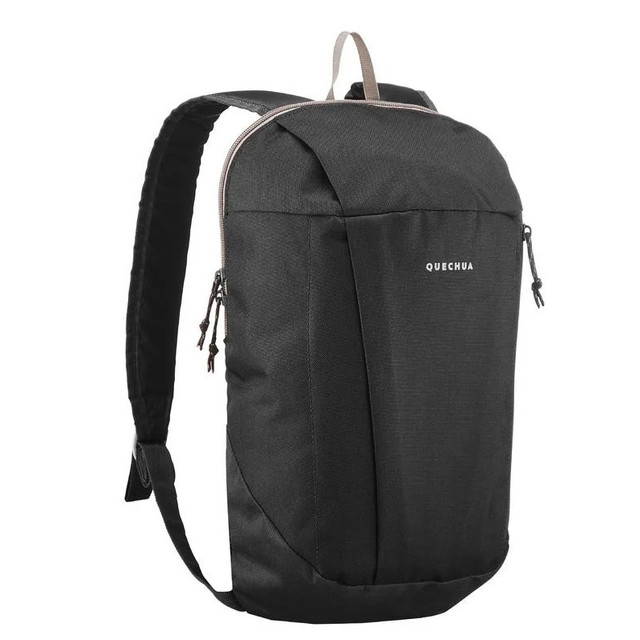 Рюкзак Quechua Arpenaz 10 L чорний купити