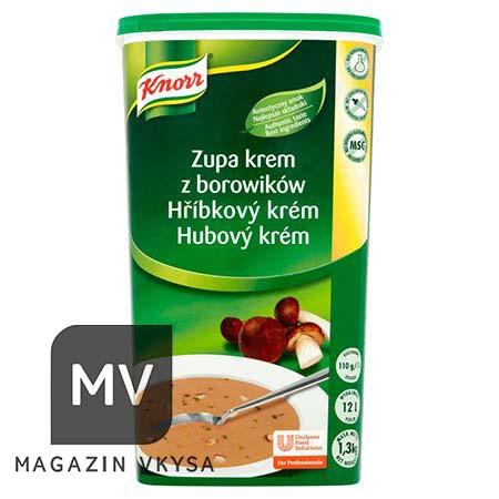 Крем-суп из белых грибов tm Knorr  1.3 кг
