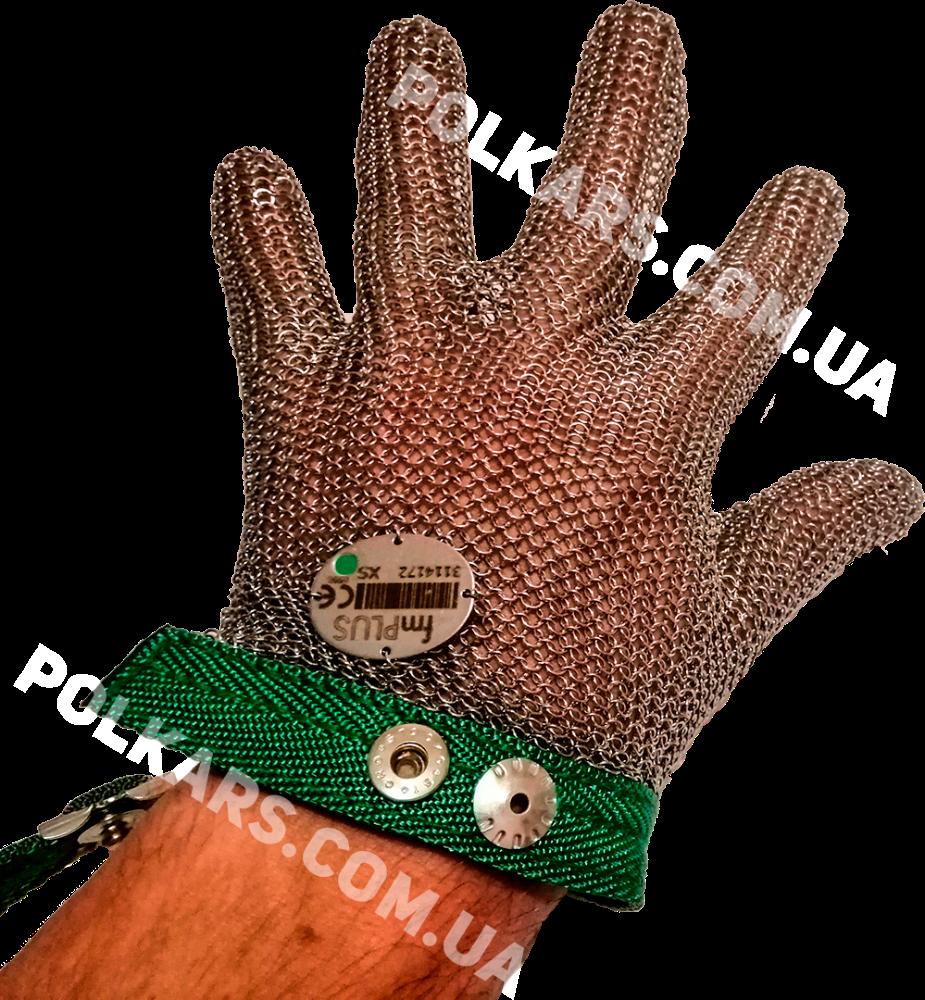 Кольчужные перчатки от порезов, кольчужная перчатка 5 палая, кольчужная перчатка без отворота, XS