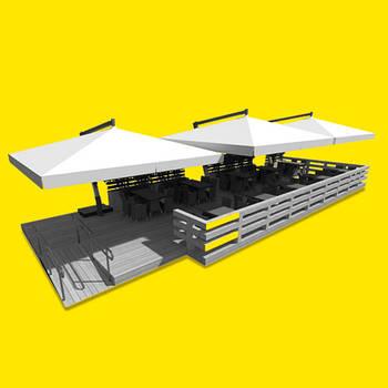 Охрана кафе и ресторанов (HORECA) от компании ШЕРИФ
