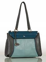 Женская кожаная сумка стильная многоцветная в 3х цветах L-ND533 Labbra