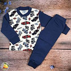 """Пижама для малыша с микро начёсом """"92"""" Рост: 86,92,98,104 см (9369)"""