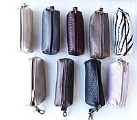 Ключница кожаная Balisa 888 ассорт. Ключницы Балиса из натуральной кожи