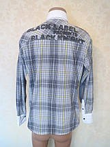 Фірмова стильна сорочка Black Label (L), фото 2