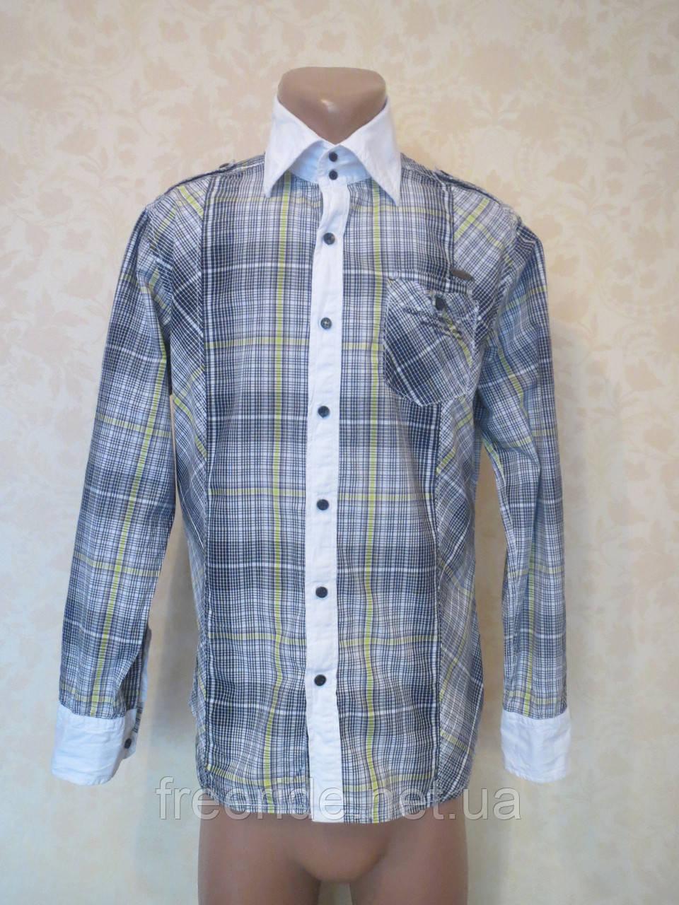 Фирменная стильная рубашка Black Label (L)
