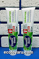 Зубная паста Dontodent Krauter с травами укрепляющая  125мл
