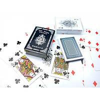 Карты игральные покерные пластиковые Duke 54 листа 87х62 мм DN24970, КОД: 717724