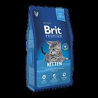 Brit Premium Cat Kitten для котят 8 кг