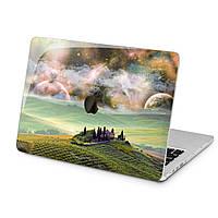 Чехол пластиковый для Apple MacBook (Прекрасный вид из окна) модели Air Pro Retina 11 12 13 15 16 2018/19/20 эпл макбук эйр про ретина case hard cover