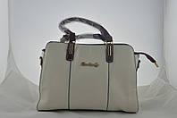 Женская бежавая сумка из эко кожи сумочка, фото 1