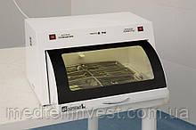 УФ камера ПАНМЕД-1М (малая) со стеклянной крышкой для хранения стерильного инструмента