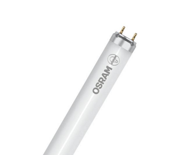 Лампа светодиодная SubstiTUBE 18W 4000К 1200mm 1600 Lm Т8 G13 OSRAM (2-х строннее подключение)