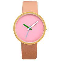 Стильные женские часы минимализм 7897444-3 код (42377)
